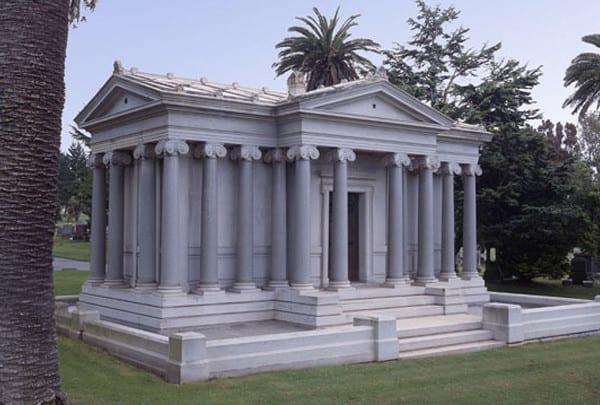 Garden mausoleum designs